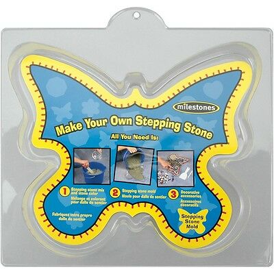 "Midwest Products 90723125 Stepping Stone Mold-Butterfly 12"" NEW"