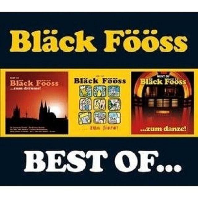 "BLÄCK FÖÖSS ""BEST OF...BOX"" 3 CD BOX NEU"