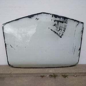 1968 Galaxy XL Fastback Rear window glass and more