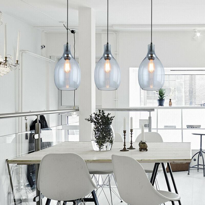 Kitchen Lamp Glass Pendant Lights Bar Chandelier Lighting Bedroom