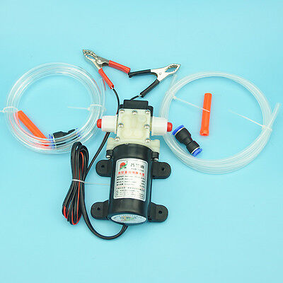 Professional Electric Dc 12v Oil Pump Diesel Fuel Oil Engine Oil Extractor