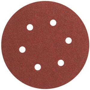 "Brand New in Box Bosch 6"" Sanding Discs"