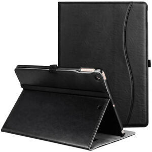 NEW Apple iPad Pro 9.7 Leather Case w/ Screen Protection