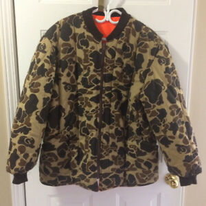 Reversible Hunting Jacket