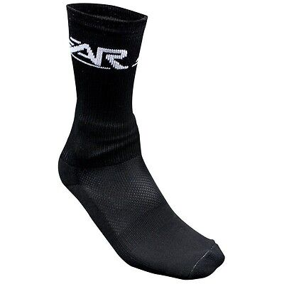 Performance Hockey Skate - New A&R Performance Hockey Figure Skate Skating Socks Ventilated Thin Black