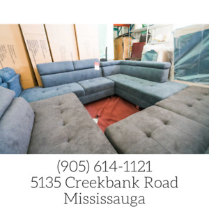 SECTIONAL BLOWOUT SALE!