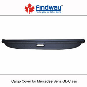 Cargo Cover Anti-Theft Shield For 2013-2016 Mercedes Benz GL