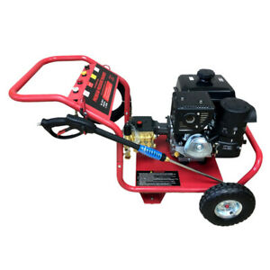 Commercial Grade Pressure Washer 4000 PSI Kohler Engine 14HP
