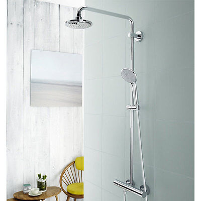 Grohe Euphoria Rainshower Thermostat Duschsystem 27296001