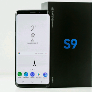 Samsung s9 unlocked in like brand new condition