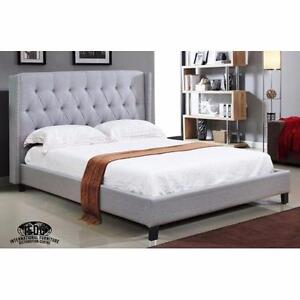 PLATFORM QUEEN BED ONLY FROM $139