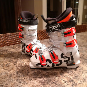 Bottes/Boots Rossignol HERO Worlcup JR65 size 21.5