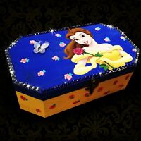 Brand New Disney Princess Jewelry Box