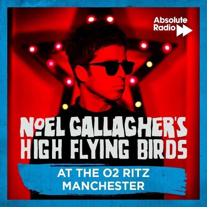 noel gallagher 2018 o2 4x Noel Gallagher's High Flying Birds standing tickets, O2 Ritz  noel gallagher 2018 o2