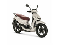 PEUGEOT TWEET 125 ABS - BIG WHEEL SCOOTER - LEANER LEGAL - TWIST & GO