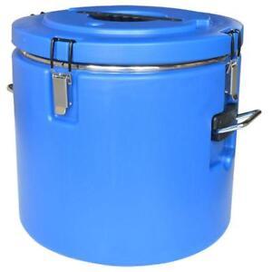 Soup Food Warmer Restaurant Warming Insulation Barrels 220378
