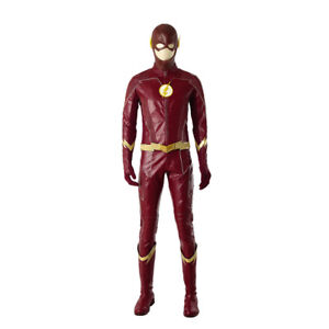 The Flash season 4 deluxe cosplay costume