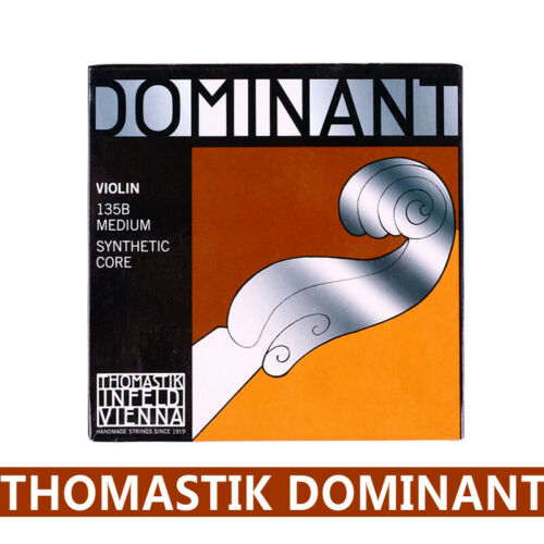 Free Shipping Thomastik Dominant 135B Violin String 4/4 One Set G D A E US