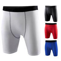 Hombre Pantalón De Ciclista Pantalones Deportivos Compresión Fitness -  - ebay.es