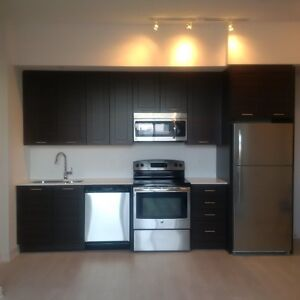 One bedroom new condo for rent $1675 downtown Toronto
