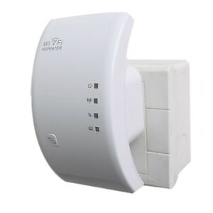 BRAND NEW300Mbps Wifi Wireless-N Repeater Extender Router Range