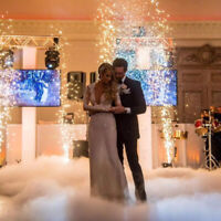 weddings & events services made easy - cold sparkler service