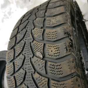 225/50/17 Winter Claw Tires