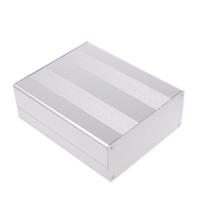 Aluminum Box Enclosure Case Project Electronic For Pcb Board Diy 130x110x50mm