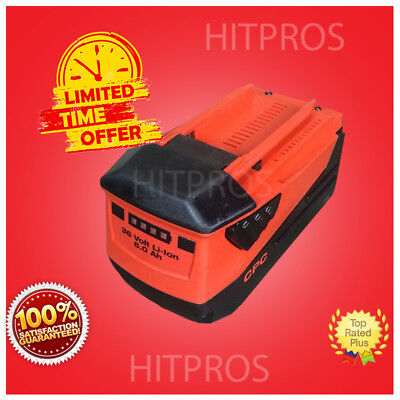 Hilti Battery Pack B 366.0 Li-ion Brand New Durable Fast Shipping