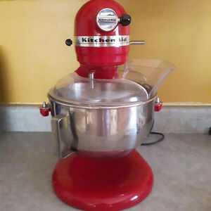 Kitchenaid Deluxe Lift Stand Mixer