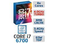 i7-6700 CPU