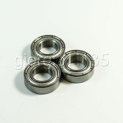 Us Stock 10pcs 689zz Deep Groove Miniature Ball Bearings 9 X 17 X 5mm