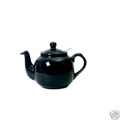 London Pottery Farmhouse Filter China Teapot ~ 2 4 6 cup ~ C