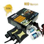 Xenon kit set verlichting H3 8000K 55W + ballast HID slim ca