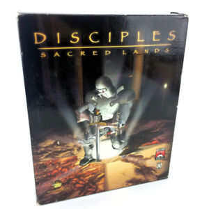 Disciples Sacred Lands PC Video Game Windows 95 98 Turn Based