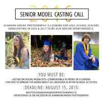 Class of 2016 Model Casting Call