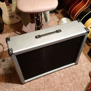 New Build Custom 2 x 12 Cab Mono 8 ohms