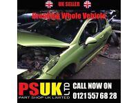 Peugeot 207 (2006) For Breaking GREEN