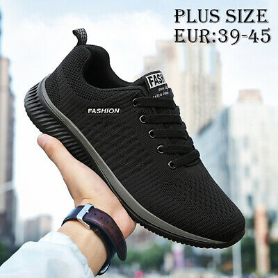 - Men's Walking Running Shoes 10 Breathable Gym Athletic Casual Sneakers 11