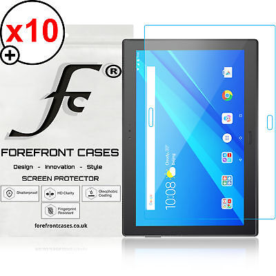 Details about Forefront Cases® Lenovo Tab 4 10 Plus Screen Protectors Film  Shield Guard Foil