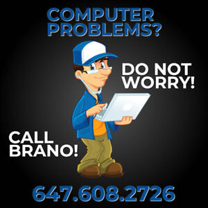 Computer Repair Hamilton - Call Today! Available 7 days a week!