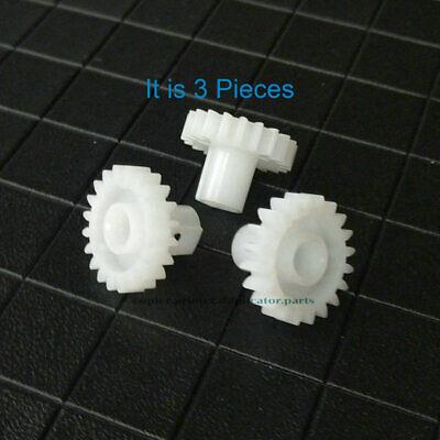 3pieces Gear Tph Drive M1206 612-10010 Fit For Riso Rv Rz Ev Ez Mv Mz