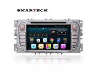 Ford Cars Android 6.0 DVD Player /internet / Radio Quad Core Full Sat Nav Bluetooth Aux Usb Sd
