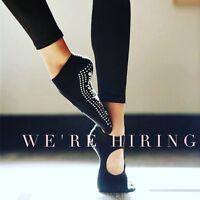 Elite Pop Physique Instructor Wanted