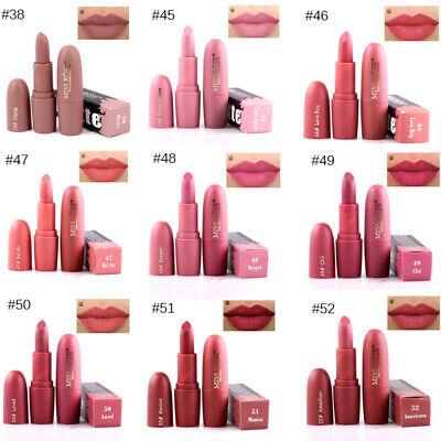 Make-up Matte Lipstick (Ladies Matte Velvet Lipstick Makeup Retro Long-lasting Long Lasting Lip Gloss)