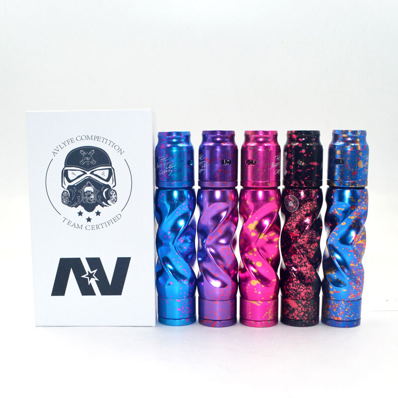 AV Cotton Able Gyre Mod KIT 5 COLOR FREE SHIPPING IN STOCK Free Shipping