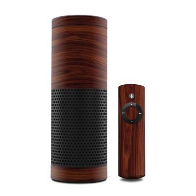 Amazon Echo Skin Kit - Dark Rosewood - Sticker Decal