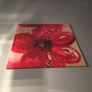 IKEA red painting