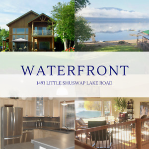 Waterfront Cabin | 🏠 Houses, Townhomes for Sale in British Columbia