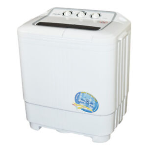 $100 Panda portable clothes washer/spin dryer great for dorm/apt